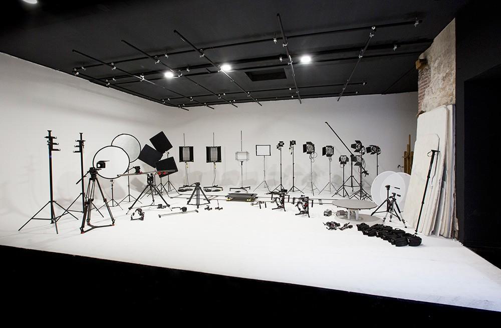 Studio cyclo